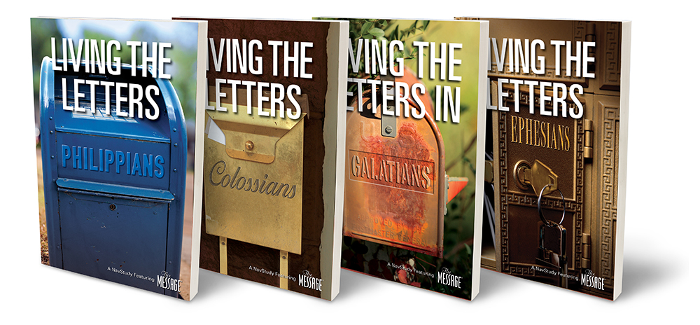 Living the Letters Book Series